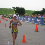 Race Report:  Kansas 70.3  June 12, 2011