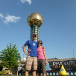 Race and weekend Report:  Rev3 Knoxville May 6, 2012