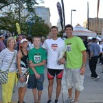 Race Report:  Ironman Wisconsin Sept 9, 2012