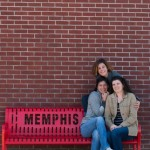 Memphis 2012 Red Bench cute