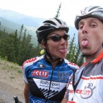 Squaw Pass Tongues Out