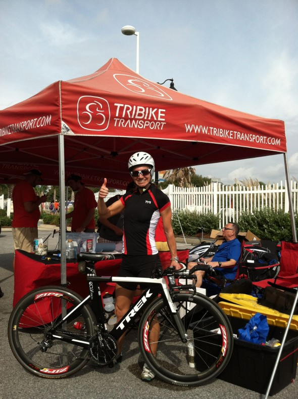 Tri Bike Transport - what a great service!