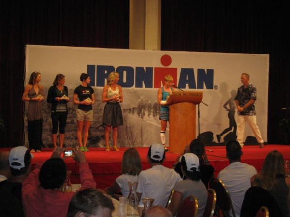 Ironman Wisconsin 9/2011 3rd place finish